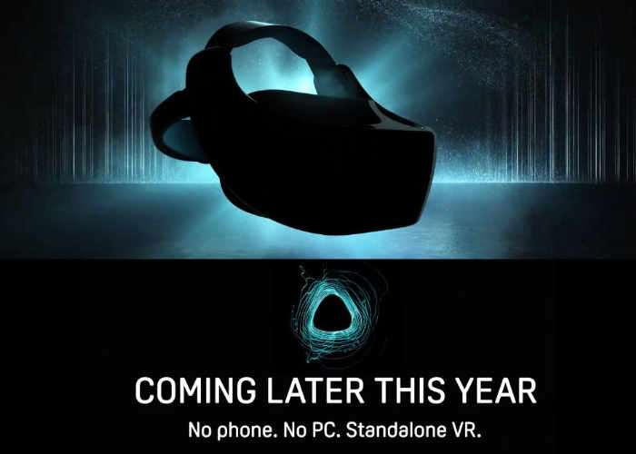 Standalone HTC Vive VR Headset