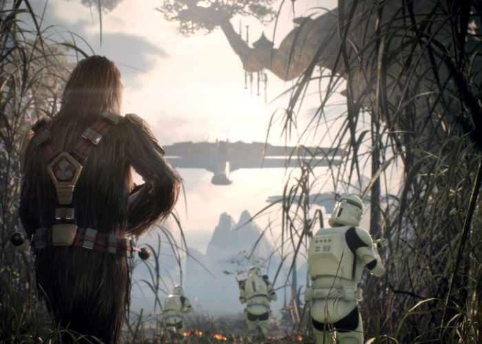 Star Wars Battlefront II Open Beta