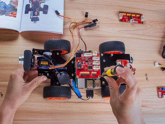 SunFounder Raspberry Pi Robot Kits