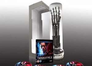 Terminator 2 4K Ultra HD Comes Complete With T-800 Arm For $175  (video)