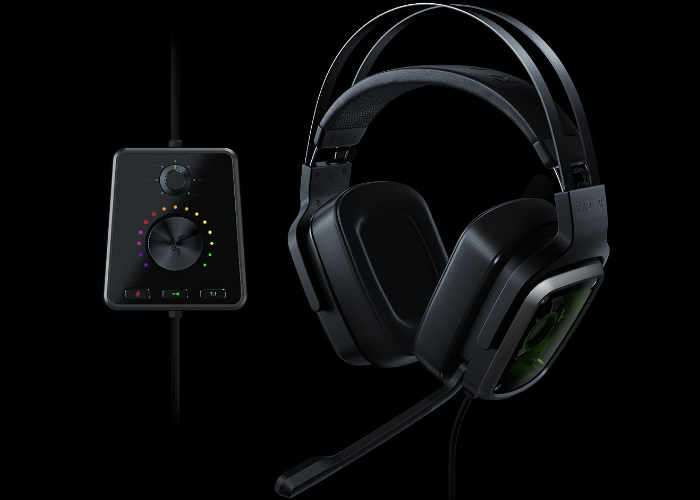 Android earbuds black - Razer Tiamat 2.2 V2 Overview