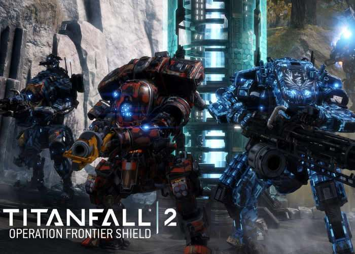 Titanfall 2 Operation Frontier Shield