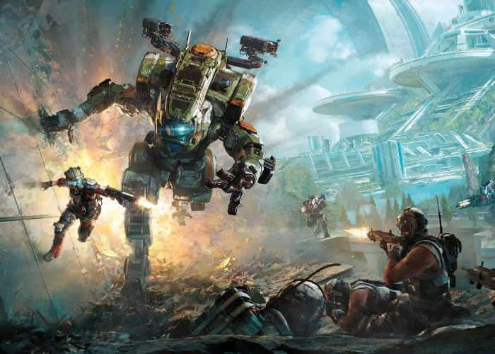 Titanfall 2 Update Adds 4-Player Co-Op Mode And More
