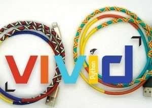 VIVID Kevlar Charging Cable (video)