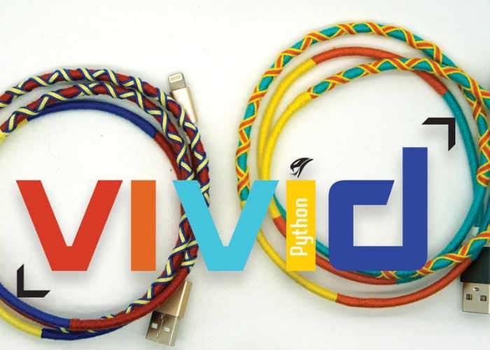 VIVID Kevlar Charging Cable