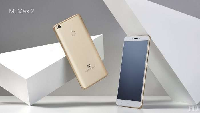 Xiaomi Mi Max 2 launches in India for ₹16999