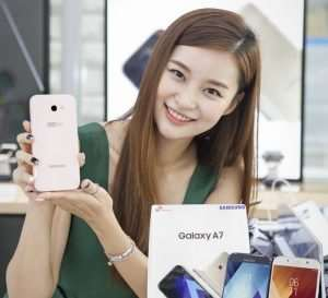 New 2018 Samsung Galaxy A7 Appears In Benchmarks