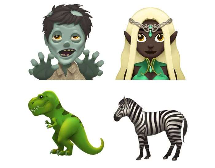 Apple's New Emoji Previews Are Here and They're Specific