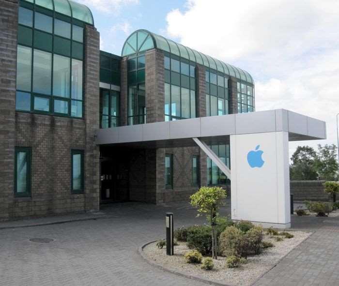 Apple HQ Ireland
