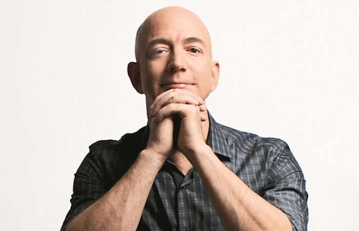 Jeff Bezos Is Officially the Richest Person in the World