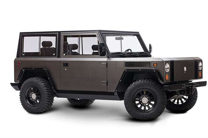 Bollinger B1 electric off-road vehicle revealed