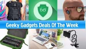 Geeky Gadgets Deals Of The Week, July 22nd 2017