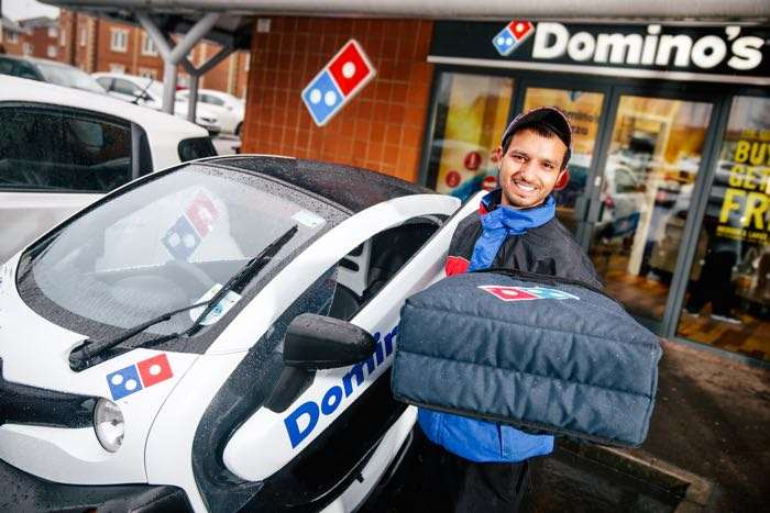 Domino's launch voice ordering service to combat slow sales
