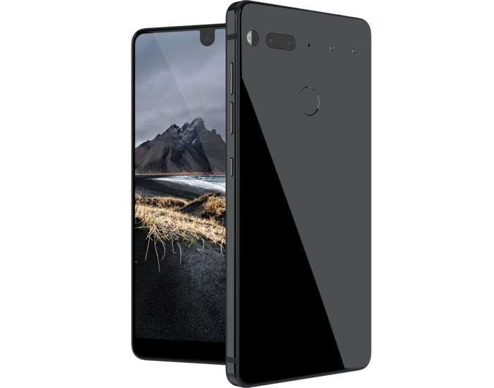 Andy Rubin's Essential Smartphone Gets A Never Before Design