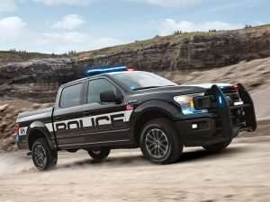 Ford F-150 Police Responder is Pursuit-Rated