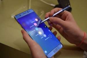 Samsung Galaxy Note 8 Cases Show Handsets Design