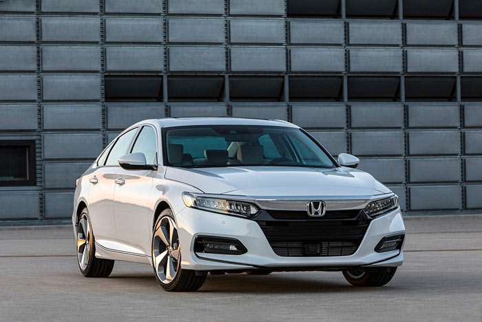 Recalls issued for nearly 2.1 million Honda Accords
