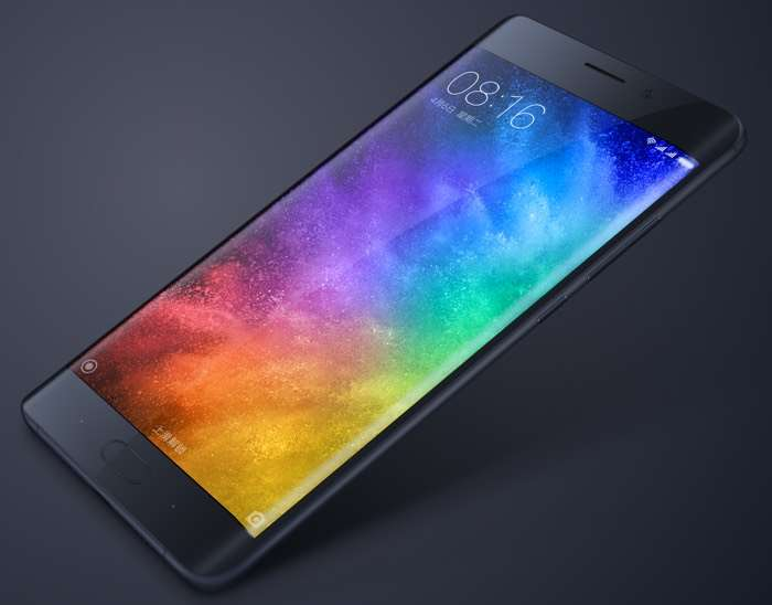 Xiaomi Mi Note 2 Special Edition Smartphone Announced