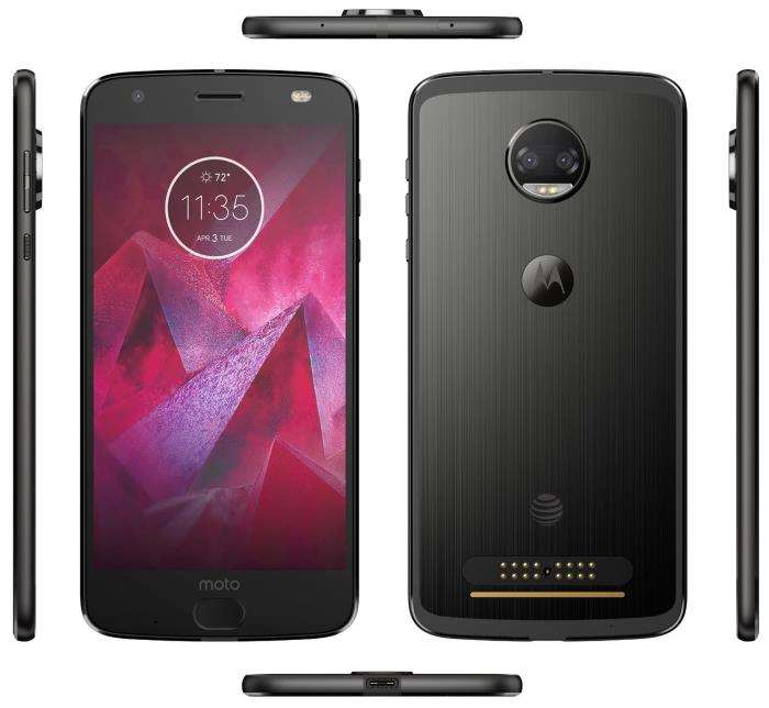 Moto Z2 Force leak suggests dual cameras, thinner 5.5-inch design