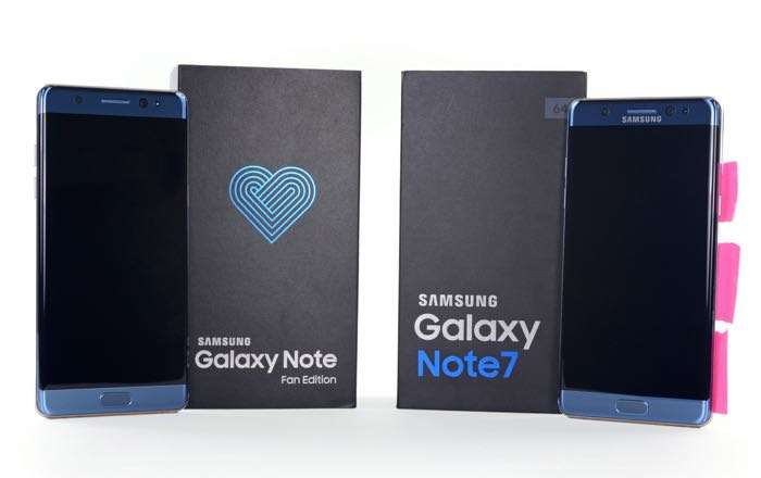Samsung Galaxy Note Fan Edition