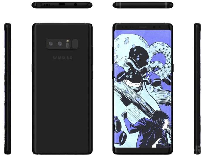Samsung Galaxy Note 8 likely to make 23 August appearance