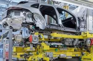 Porsche Panamera Sport Turismo Production Begins