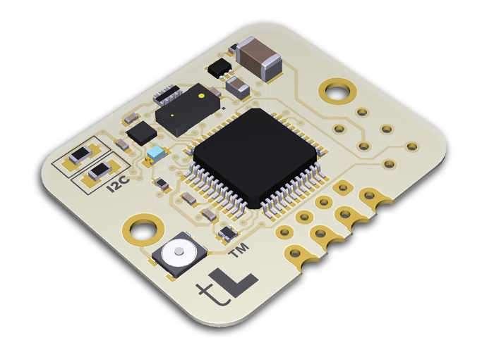 tinyLiDAR Laser Sensor For Makers