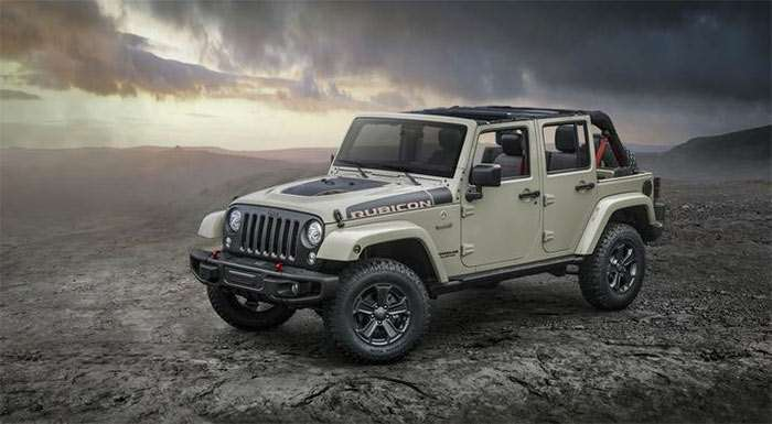 Jeep Wrangler and Cherokee Top Most American Made Index