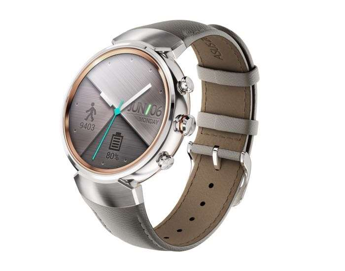 Some ZenWatch 3 users are seeing Android Wear 2.0 update