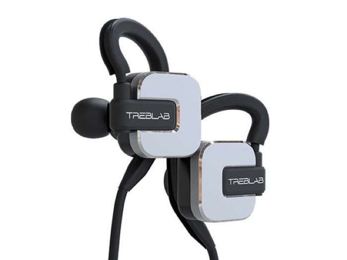 Treblab RF100 Magnetic HD Noise Cancelling Earphones