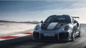 New Porsche 911 GT2 RS Hits The Track Again (Video)