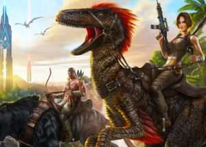 ARK Survival Evolved Officially Launches (video)