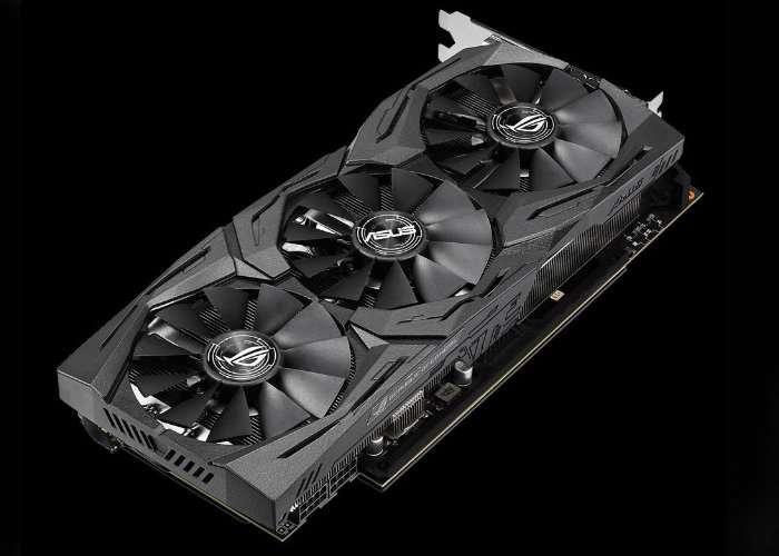 ASUS ROG STRIX Radeon RX Vega Series