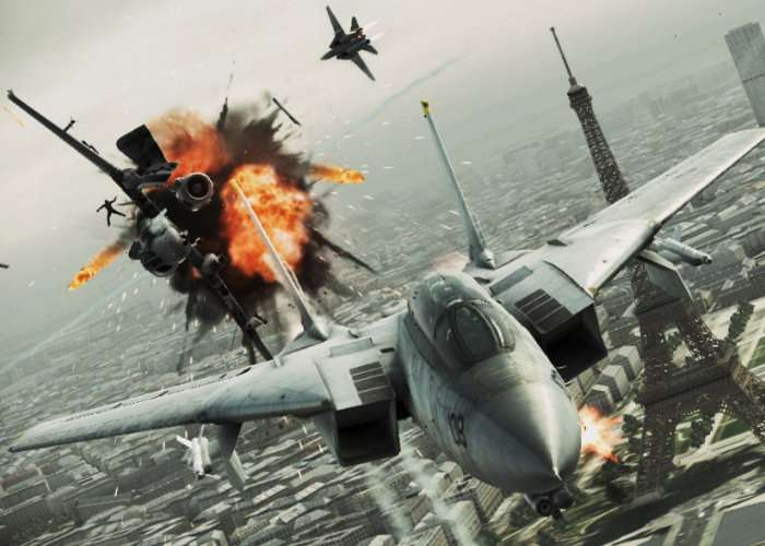 Ace Combat 7 takes to the skies in 2018