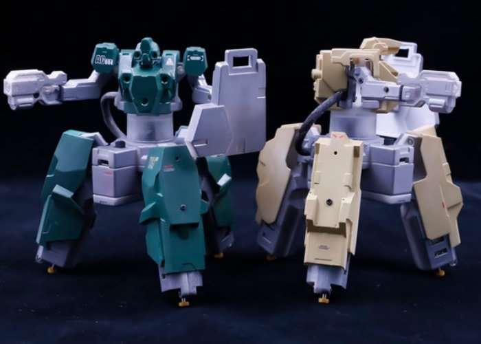 Ai.Frame Archer Desktop Combat Robots