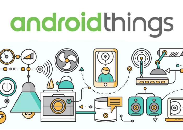 Android Things Developer Preview 5