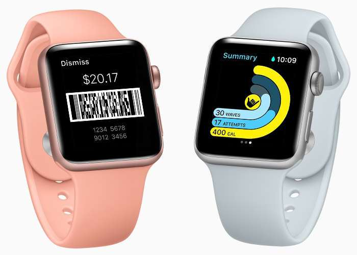Apple WatchOS 4 Beta 5