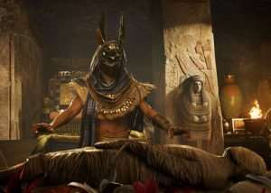 Assassin's Creed Origins Gamescom 2017 Cinematic Trailer (video)