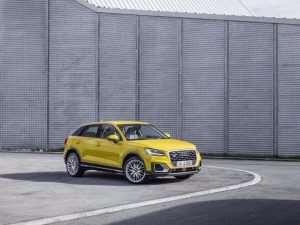 New Audi Q2 Gets A 187 Horsepower 2.0 TFSI