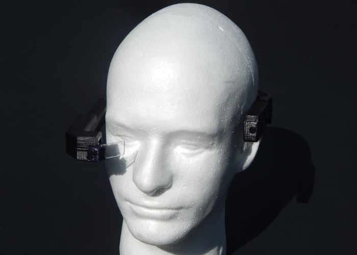 Augmented Reality Headset-1