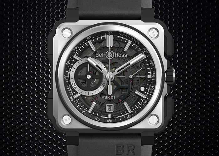 Bell & Ross BR-X1 Black Titanium Watch
