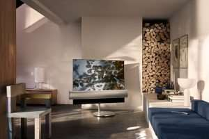 Bang & Olufsen BeoVision Eclipse OLED TV Unveiled