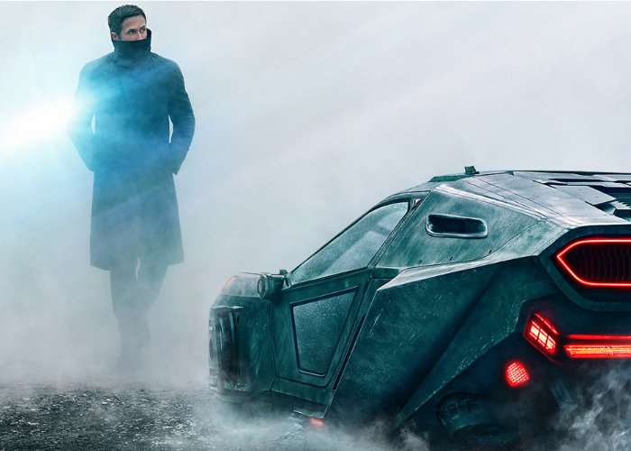 Sony releases new Blade Runner 2049 footage