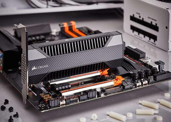 CORSAIR Neutron NX500 NVMe PCIe AIC SSD