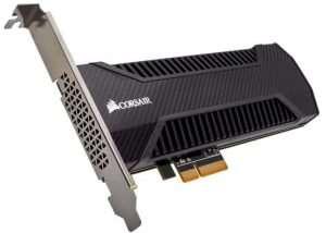CORSAIR Neutron NX500 NVMe PCIe AIC SSD Unveiled