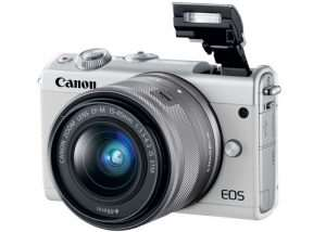 Canon EOS M100 Mirrorless Camera Unveiled From $599