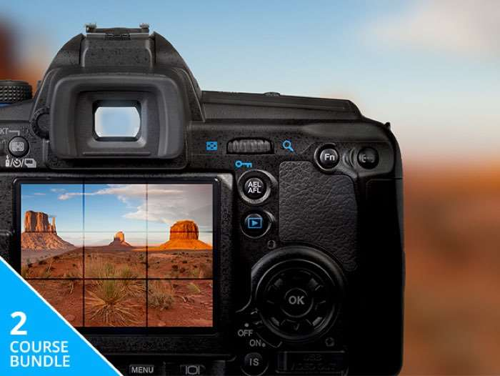 DSLR Photography Course Bundle
