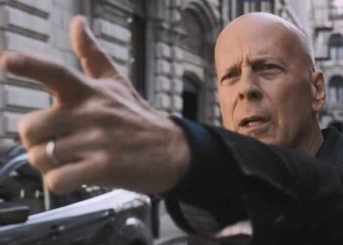 Death Wish 2017 Starring Bruce Willis