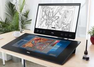 Dell Canvas 27 Touchscreen Creative Workspace Now Available From $1,799