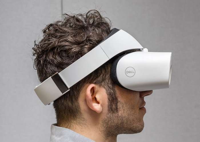 Dell Visor $350 Virtual Reality Headset